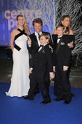 26.11.2013, Kensington Palace, London, ENG, Winter Whites Gala London, Charity Veranstaltung, im Bild Jon Bon Jovi and family // Jon Bon Jovi and family during the Winter Whites Gala at Kensington Palace in London, Great Britain on 2013/11/26. EXPA Pictures © 2013, PhotoCredit: EXPA/ Photoshot/ Paul Treadway<br /> <br /> *****ATTENTION - for AUT, SLO, CRO, SRB, BIH, MAZ only*****