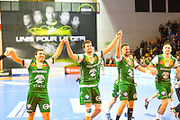 Joie Nimes  - 01.04.2015 - Nimes / Saint Raphael - 19eme journee de Division 1<br />