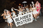 The Bearded Oysters at 2006 Midsummer Mardi Gras at the Maple Leaf