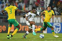 Eric Matoho ( Afrique du Sud ) - Asamoah Gyan ( Ghana ) - Andile Jali ( Afrique du Sud )