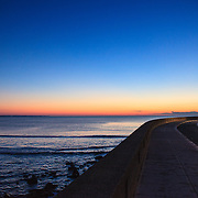 Today's Winter Sunrise  at Narragansett Town Beach, Narragansett, RI,  December 27, 2013. #beach #sunrise #rhodeisland