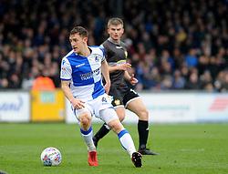 Tom Lockyer of Bristol Rovers - Mandatory by-line: Neil Brookman/JMP - 30/03/2018 - FOOTBALL - Memorial Stadium - Bristol, England - Bristol Rovers v Bury - Sky Bet League One