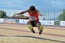 06/08/2017; Uceda Novas, Eduardo Manuel, F13, ESP at 2017 World Para Athletics Junior Championships, Nottwil, Switzerland