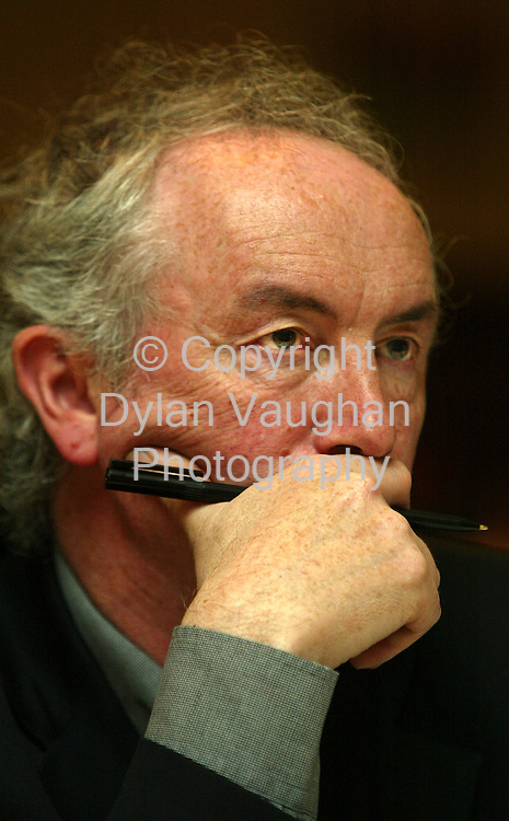 5/4/2003 Irish Independent News.Pictured at the C.S.P.A national congress at the Springhill Court Hotel in Kilkenny was Frank Cosgrove from Navan.Picture Dylan Vaughan