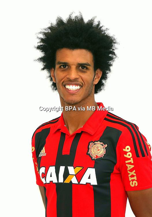 Brazilian Football League Serie A / <br /> ( Sport Club do Recife ) - <br /> Ewerton Ribeiro Pascoa
