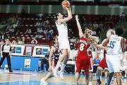 DESCRIZIONE : Riga Latvia Lettonia Eurobasket Women 2009 Qualifying Round Italia Turchia Italy Turkey<br /> GIOCATORE : Laura Macchi<br /> SQUADRA : Italia Italy<br /> EVENTO : Eurobasket Women 2009 Campionati Europei Donne 2009 <br /> GARA : Italia Turchia Italy Turkey<br /> DATA : 12/06/2009 <br /> CATEGORIA : tiro<br /> SPORT : Pallacanestro <br /> AUTORE : Agenzia Ciamillo-Castoria/E.Castoria<br /> Galleria : Eurobasket Women 2009 <br /> Fotonotizia : Riga Latvia Lettonia Eurobasket Women 2009 Qualifying Round Italia Turchia Italy Turkey<br /> Predefinita :