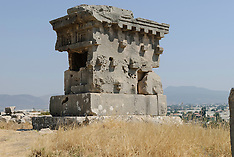 Xanthos, Turkey