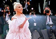 "Lady Gaga Attends ""A Star Is Born"" Premiere 2"