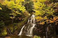 Moss Glen Falls, Green Mountain National Forest, Granville, Vermont
