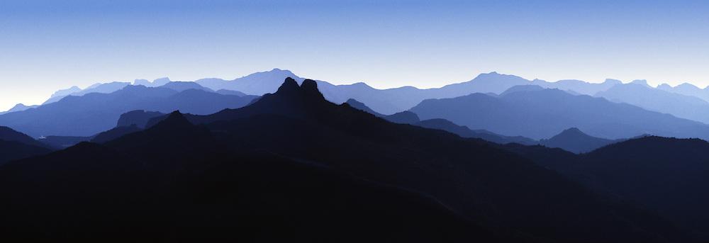 Blue Ridge, Mountains, Panorama CGI Backgrounds, ,Beautiful Background