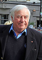Jimmy Tarbuck, Celebrity sightings in London, 05 October 2014, Photo by Mike Webster