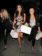 31.JULY.2012. LONDON<br /> <br /> JESSICA WRIGHT ARRIVES AT AURA NIGHTCLUB FOR HER 'LINGERIE GIVEAWAY PARTY' AS THE FACE OF LINGERIE LABEL ALEXIS SMITH<br /> <br /> BYLINE: EDBIMAGEARCHIVE.CO.UK<br /> <br /> *THIS IMAGE IS STRICTLY FOR UK NEWSPAPERS AND MAGAZINES ONLY*<br /> *FOR WORLD WIDE SALES AND WEB USE PLEASE CONTACT EDBIMAGEARCHIVE - 0208 954 5968*