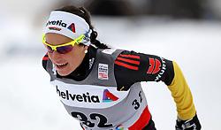 29.12.2011, DKB-Ski-ARENA, Oberhof, GER, Viessmann FIS Tour de Ski 2011, Prolog, Freie Technik/ Freistil Damen im Bild Nicole Fessel (GER)  . // during of Viessmann FIS Tour de Ski 2011, in Oberhof, GERMANY, 2011/12/29 .. EXPA Pictures © 2011, PhotoCredit: EXPA/ nph/ Hessland..***** ATTENTION - OUT OF GER, CRO *****