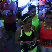 Great Glow Run Raleigh 2014