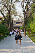 Beilin Museum, Foerest of Steles, Stele Museum, Xian, Shaanxi Province, China Headline:Beilin Museum, Foerest of Steles, Stele Museum, Xian, Shaanxi Province, China