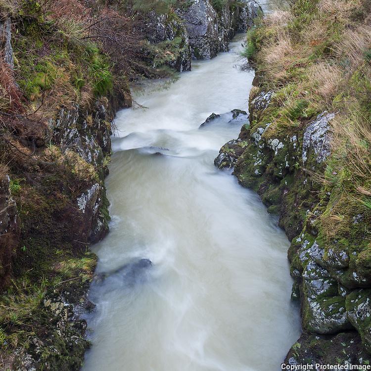 Severn Way: Hafren Forest to Caerswys