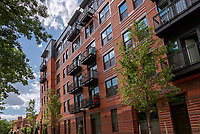 Architectural images of Banner Hill Apartments in Baltimore Maryland by Michael Sauers of Commercial Photographics, Architectural Photo Artistry in Washington DC, Virginia to Florida and PA to New England