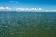 Isla Cebaco, en la costa sur del Golfo de Montijo en  la provincia de Veraguas,  Panamá.
