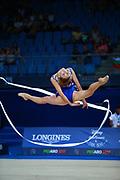 Alexandra Cechova from Slovakia. She was born at Nitra in 1999.