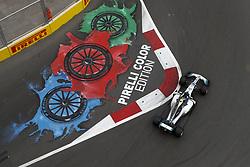April 29, 2018 - Baku, Azerbaijan - Motorsports: World Championship; 2018; Grand Prix Azerbaijan, Grand Prix of Europe, Formula 1 2018 Azerbaijan Grand Prix, .#77 Valtteri Bottas (FIN, Mercedes AMG Petronas) (Credit Image: © Hoch Zwei via ZUMA Wire)