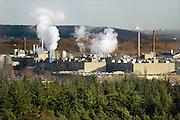 Nederland, Renkum, 14-1-2005Papierfabriek Parenco, onderdeel van Norske Skog. Papierproductie, papierproduktie, papierverwerking, economie, milieu.Foto: Flip Franssen/Hollandse Hoogte
