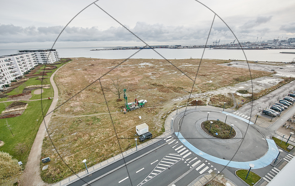 Tuborg Syd, byggegrund, Tuborg Havn, Danica Ejendomme