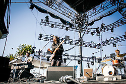 Deep Sea Diver performs at The Treasure Island Music Festival - San Francisco, CA - 10/20/13