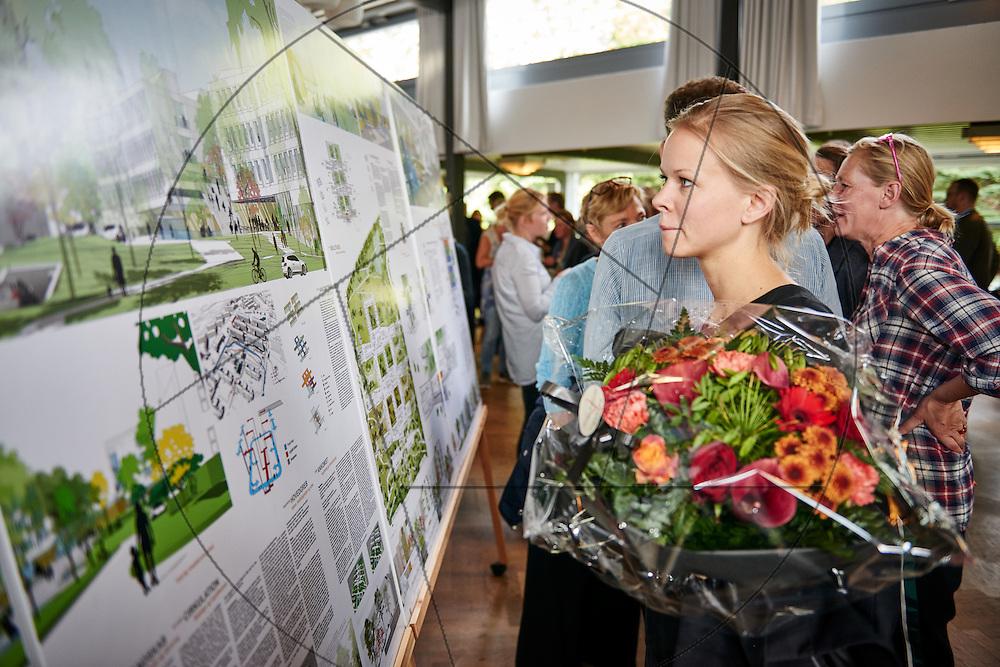 Bispebjerg akuthus konkurrence afsløring af vinderne