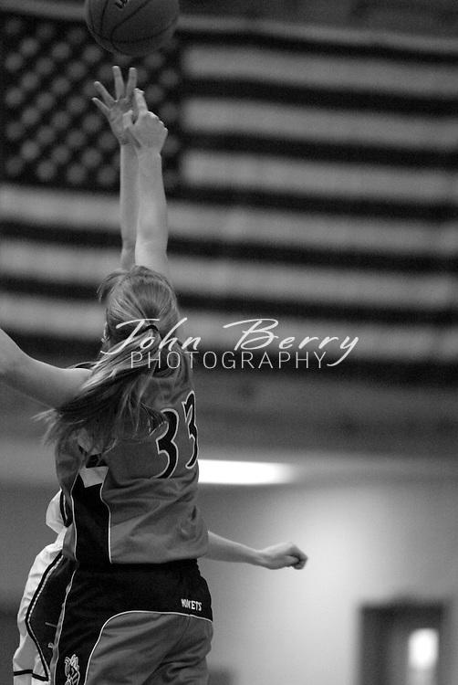 MCHS Varsity Girls Basketball..vs Orange..First Period..December 18, 2004