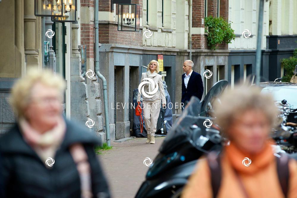 AMSTERDAM - Het toneelstuk Vaslav is in premiere gegaan in theater DeLaMar.  Met op de foto Tineke Schouten. FOTO LEVIN DEN BOER - PERSFOTO.NU