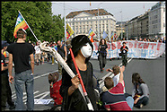 Demonstration Anti-G8 in Geneva