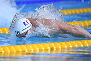 Pierre Henry Arrenous (FRA) competes on Men's 50 m Butterfly during the Swimming European Championships Glasgow 2018, at Tollcross International Swimming Centre, in Glasgow, Great Britain, Day 5, on August 6, 2018 - Photo Stephane Kempinaire / KMSP / ProSportsImages / DPPI