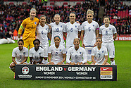 England Women v Germany Women - Wembley Stadium - 23/11/2014