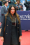 Lola Dewaere attends the 'Life' Premiere during the 41st Deauville American Film Festival on September 5, 2015 in Deauville, France