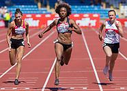 Muller British Athletics Championships  Saturday 300618