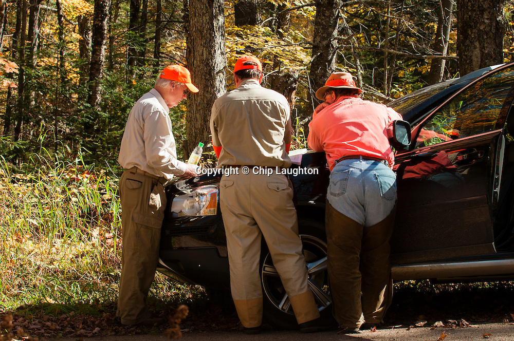 upland hunting stock photo image