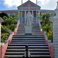 Government House in Nassau, Bahamas<br />