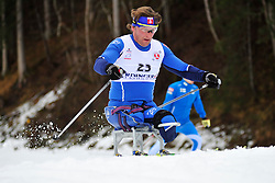 GAJDICIAR Vladimir, SVK at the 2014 IPC Nordic Skiing World Cup Finals - Long Distance