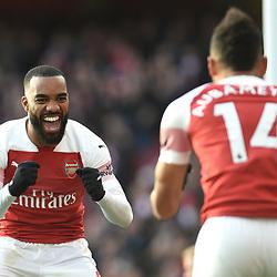 Arsenal v Burnley, Premier League, 22 December 2018