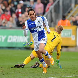 Bristol Rovers v Charlton Athletic