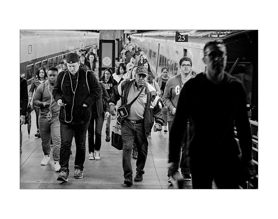 Grand Central Station, New York City ©Ed Hille 2016