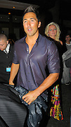 17.JUNE.2010 - LONDON<br />  <br /> GAVIN HENSON LEAVING THE PRE-WIMBELDON PARTY AT KENSINGTON ROOF GARDENS NIGHTCLUB IN KENSINGTON WITH A MYSTERY BLONDE WOMEN.<br /> <br /> BYLINE MUST READ : EDBIMAGEARCHIVE.COM<br /> <br /> *THIS IMAGE IS STRICTLY FOR UK NEWSPAPERS &amp; MAGAZINES ONLY*<br /> *FOR WORLDWIDE SALES AND WEB USE PLEASE CONTACT EDBIMAGEARCHIVE - 0208 954-5968*