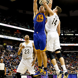 Nov 26, 2013; New Orleans, LA, USA; XXXX during the second half of a game at New Orleans Arena. The Warriors defeated the Pelicans 102-101. Mandatory Credit: Derick E. Hingle-USA TODAY Sports