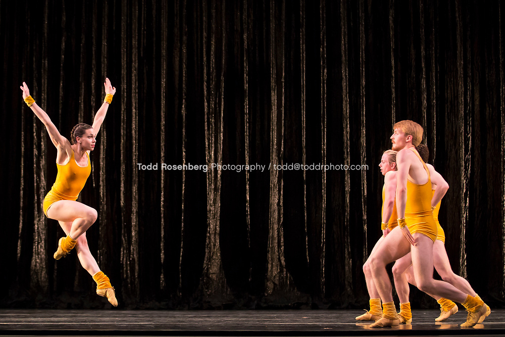 6/6/17 2:54:40 PM --  Chicago, IL<br /> Hubbard Street Dance Chicago<br /> Summer Series Tech<br /> &quot;The Golden Section&quot; by Twyla Tharp<br /> <br /> &copy;&nbsp;Todd Rosenberg Photography 2017