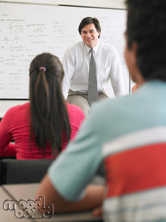 Teenagers in the Classroom