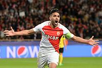 09 RADAMEL FALCAO (mon) - JOIE<br /> <br /> FOOTBALL : Monaco vs Borussia Dortmund -  Champions League - 19/04/2017<br /> Norway only
