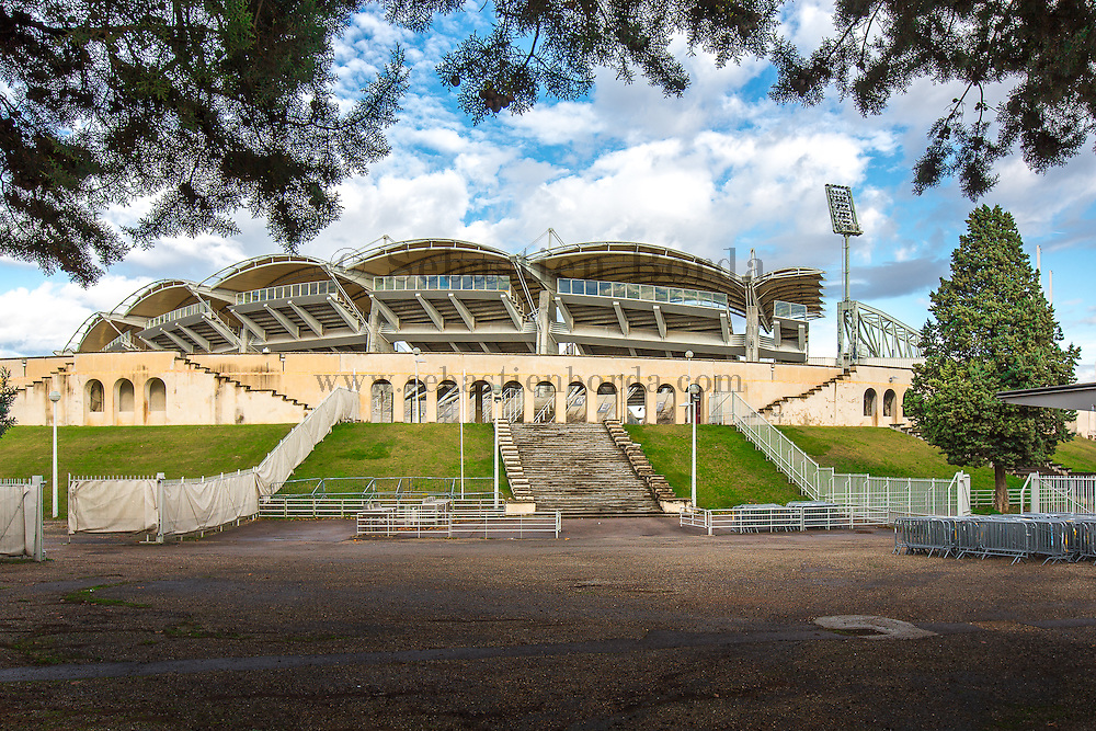 Stade Gerland de Lyon // Gerland football stadium of Lyon