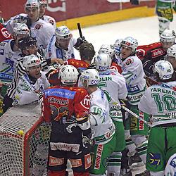 20080405: Ice Hockey - DP, Acroni Jesenice vs ZM Olimpija