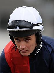 Jockey R Flint  - Photo mandatory by-line: Harry Trump/JMP - Mobile: 07966 386802 - 09/03/15 - SPORT - Equestrian - Horse Racing - Taunton Racing - Taunton Racecourse, Somerset, England.