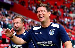 Bristol Rovers manager Darrell Clarke - Mandatory by-line: Robbie Stephenson/JMP - 05/08/2017 - FOOTBALL - The Valley - Charlton, London, England - Charlton Athletic v Bristol Rovers - Sky Bet League One